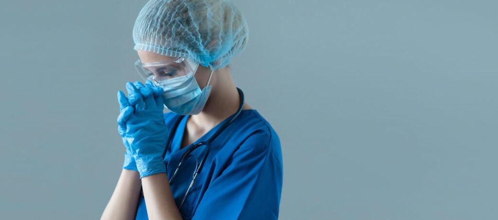 Krankenschwester Corona